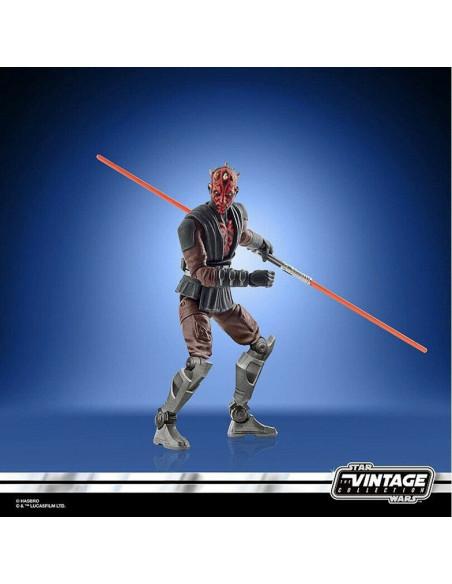 es::Star Wars The Clone Wars Vintage Collection Figura Darth Maul Mandalore 10 cm
