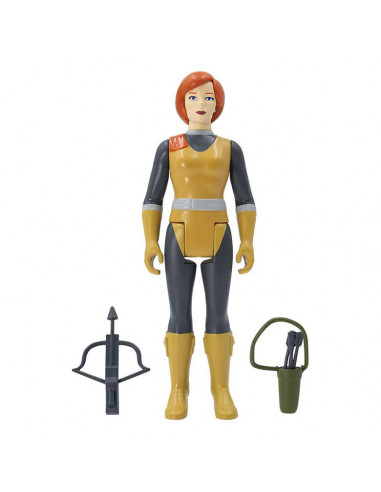 es::G.I. Joe Figura ReAction Scarlett 10 cm