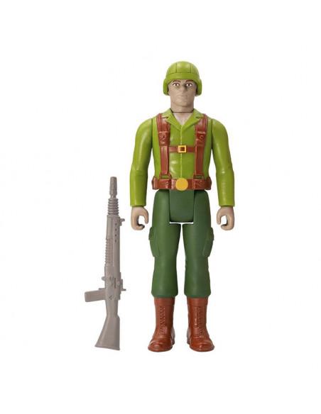 es::G.I. Joe Figura ReAction Greenshirt Tan 10 cm