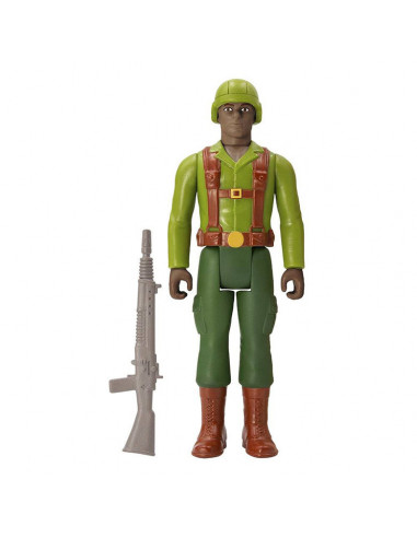 es::G.I. Joe Figura ReAction Greenshirt Brown 10 cm