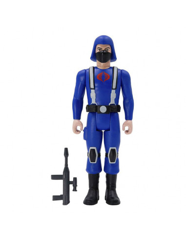 es::G.I. Joe Figura ReAction Cobra Trooper H-back Pink 10 cm