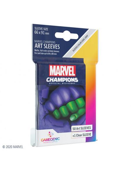 es::Marvel Champions Sleeves She-Hulk