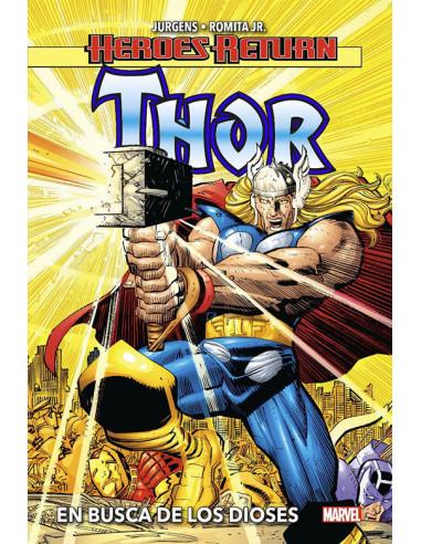 es::Heroes Return. Thor 01. En busca de los dioses