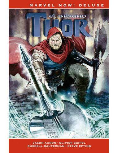 es::Thor de Jason Aaron 05. El indigno Thor Cómic Marvel Now! Deluxe