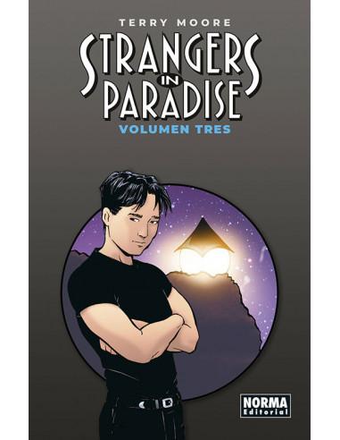 es::Strangers in Paradise. Edición Integral. Volumen 3 de 5