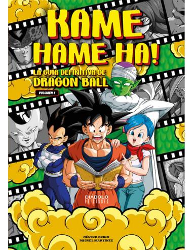 es::Kame Hame Ha! La guía definitiva de Dragon Ball