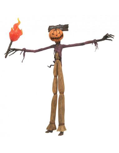 es::Pesadilla antes de Navidad Select Best Of Figura Serie 2 Pumpkin King Jack 23 cm