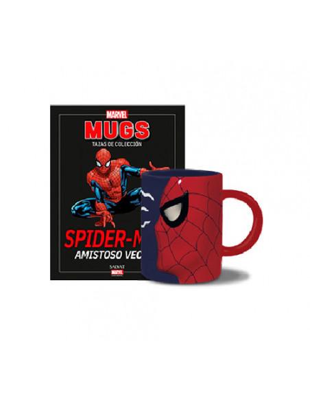 es::Marvel Mugs 01: Taza 3D Spider-man 'Spider-sense'