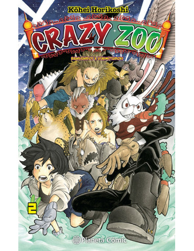 es::Crazy Zoo nº 02 de 05