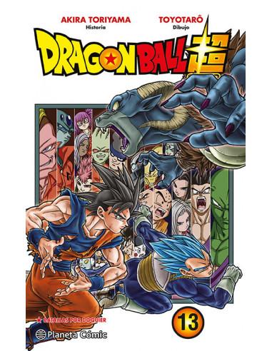 es::Dragon Ball Super 13