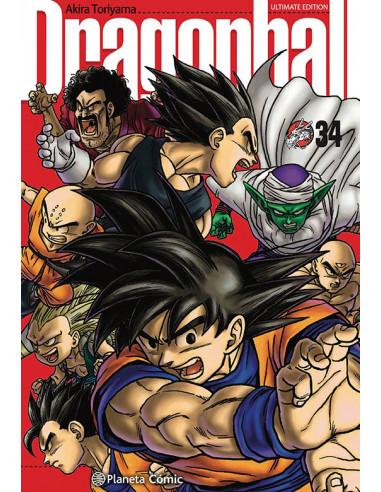 es::Dragon Ball 34/34 Nueva edición