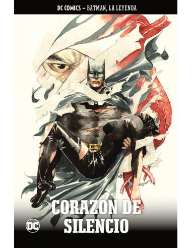 es::Batman, la leyenda 66: El corazón del silencio