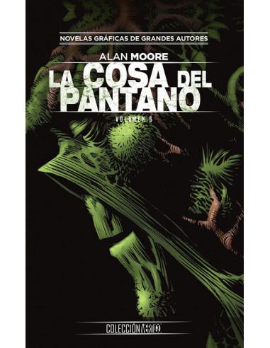 es::Colección Vertigo 77: La Cosa del Pantano de Alan Moore 06