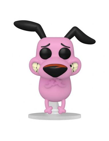 es::Agallas, el perro cobarde Funko POP! Agallas 9 cm