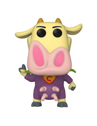 es::Vaca y Pollo Funko POP! Super Vaca 9 cm