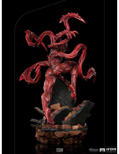 es::Venom: Let There Be Carnage Estatua 1/10 BDS Art Scale Carnage 30 cm