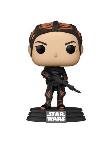 es::Star Wars The Mandalorian Funko POP! Fennec Shand 9 cm