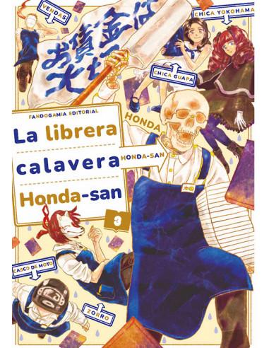 es::La librera calavera Honda-san 03