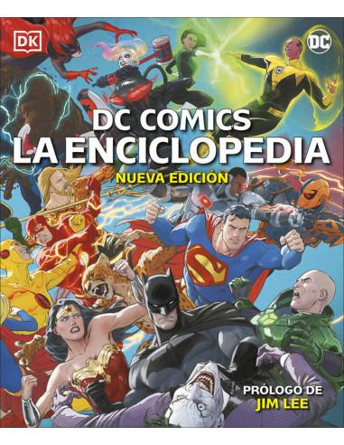 es::DC Comics. La enciclopedia nueva edición