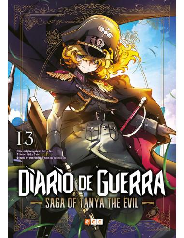 es::Diario de guerra - Saga of Tanya the evil 13