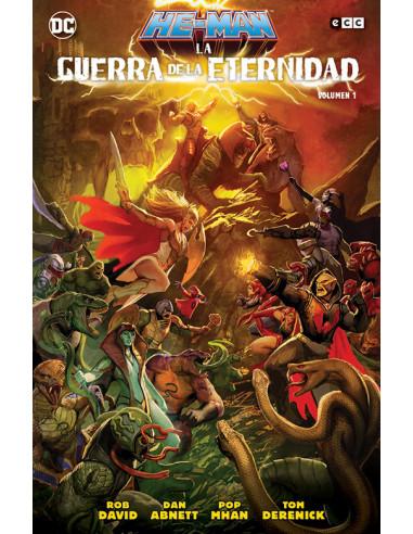 es::He-Man: La guerra de la eternidad vol. 1 de 2