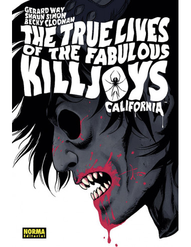 es::The True lives of fabulous Killjoys 01. California
