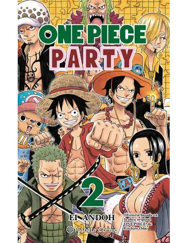 es::One Piece Party nº 02