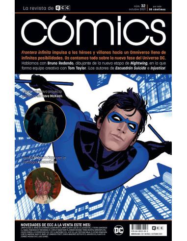 es::ECC Cómics 32 Revista