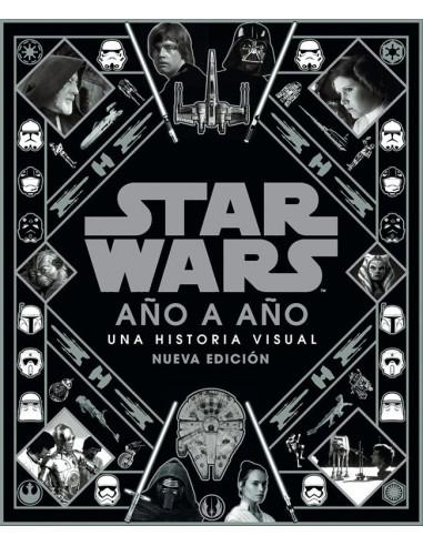 es::Star Wars. Año a año Edición 2021