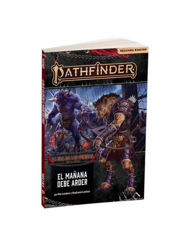 es::Pathfinder 2ª ed.: La era de las cenizas 03 - El mañana debe arder