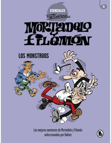 es::Mortadelo y Filemón. Los monstruos