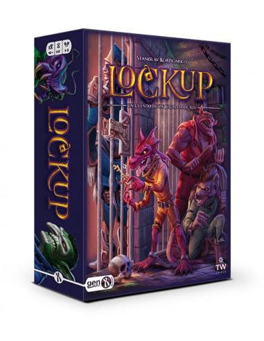 es::Lockup: Un Relato de Roll Player