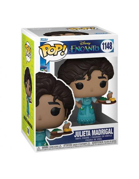 es::Encanto Funko POP! Julieta Madrigal 9 cm