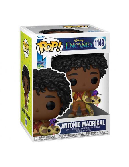 es::Encanto Funko POP! Antonio Madrigal 9 cm