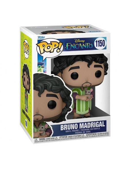 es::Encanto Funko POP! Bruno Madrigal 9 cm