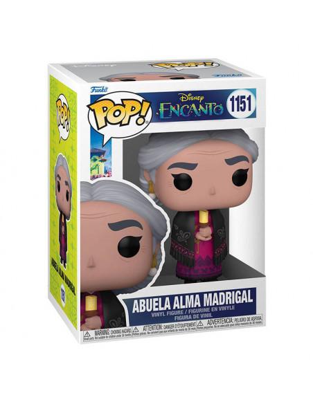 es::Encanto Funko POP! Abuela Alma Madrigal 9 cm