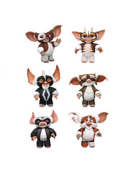 es::Gremlins Pack 6 Figuras Mogwais 10 cm