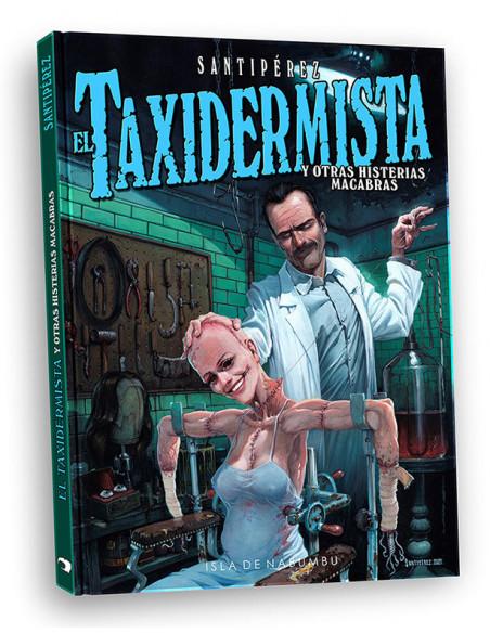 es::El Taxidermista y otras histerias macabras