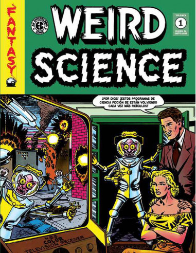 es::Weird Science The EC Archives