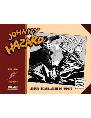 es::Johnny Hazard 1966 - 1968