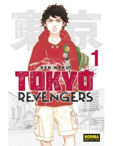es::Tokyo Revengers 01