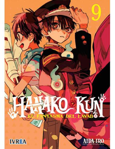 es::Hanako-Kun. El fantasma del lavabo 09