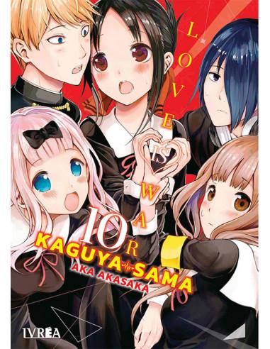 es::Kaguya-Sama: Love is War 10