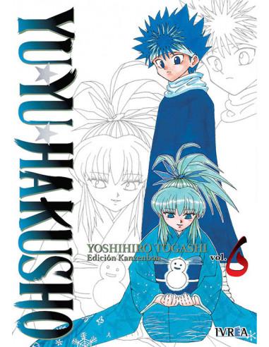 es::Yu Yu Hakusho Edición Kanzenban 06