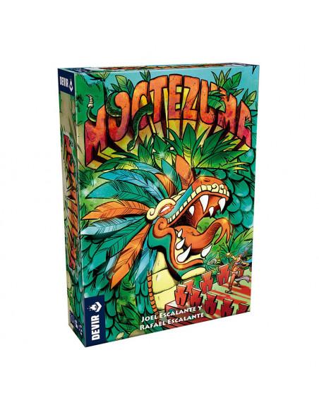 es::Moctezuma - Juego de cartas