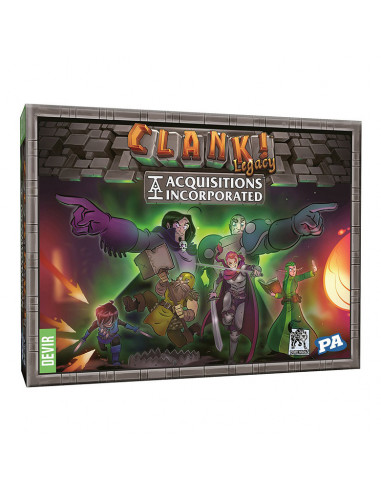 es::Clank! Legacy: Acquisitions Incorporated