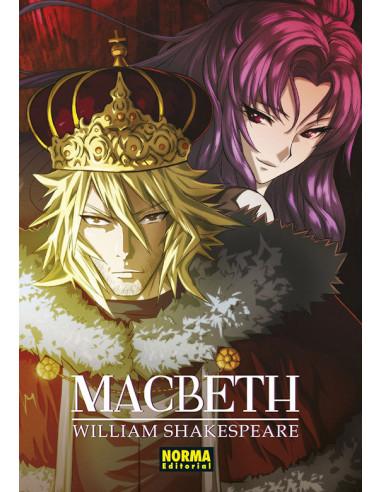 es::Macbeth Clásicos manga