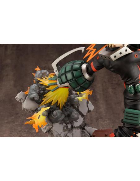 es::My Hero Academia Estatua ARTFXJ 1/8 Katsuki Bakugo Ver. 2 Bonus Edition 26 cm