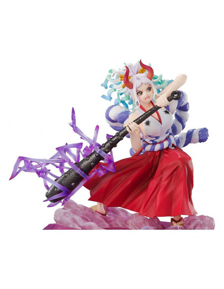 es::One Piece Estatua FiguartsZERO Extra Battle Yamato Raimei Hakke 16 cm