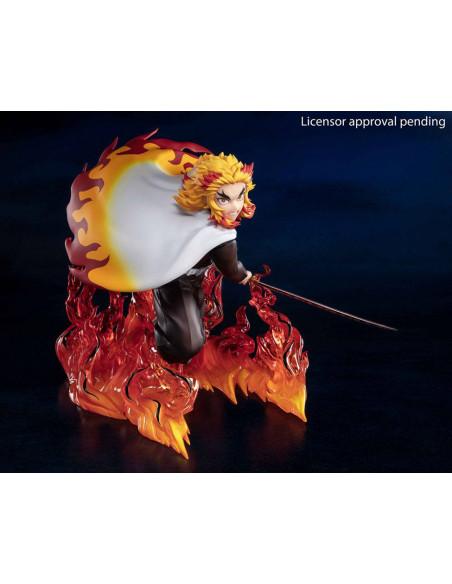 es::One Piece Estatua FiguartsZERO Kyojuro Rengoku Flame Hashira 15 cm